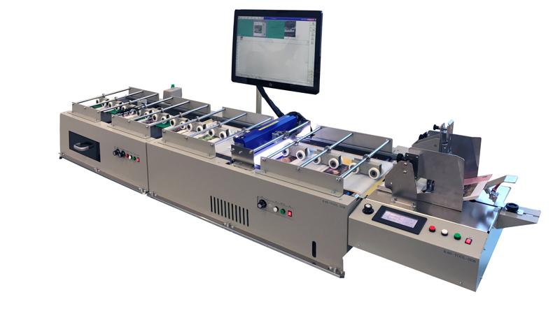 JP2021印刷DX展_小型枚葉検査装置「FENIX」