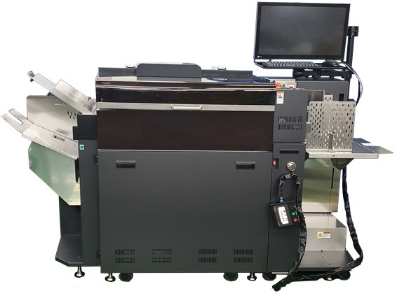 JP2021印刷DX展_高精度オフライン印刷品質検査装置「STS330」