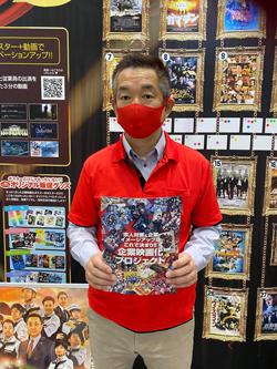 JP2021印刷DX展_企業映画化プロジェクト