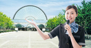 JP2021印刷DX展_展示会見学ツアー